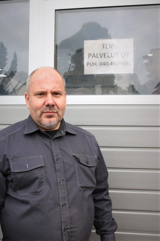 Lehdon Liikenne - TLV-Palvelut - Kari Tapola