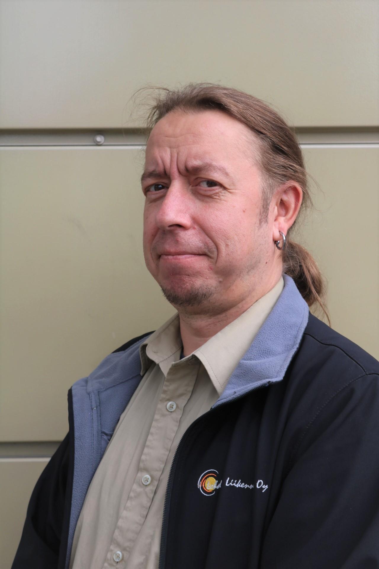 Lehdon Liikenne - Henkilöstö - Kuljettaja - Juhana