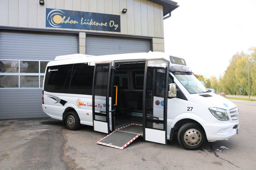 Lehdon Liikenne - Kalusto - Linja-auto - Tassu