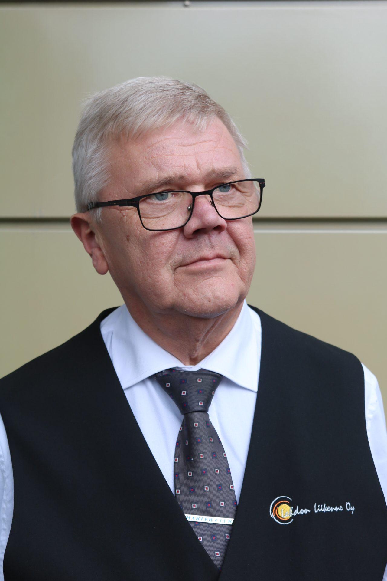 Lehdon Liikenne - Henkilöstö - Kuljettaja - Matti