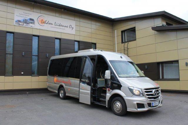 Lehdon Liikenne - Kalusto - Linja-auto - Princess